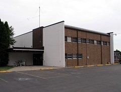 Montana Army National Guard Armory, Miles City (dave_mcmt) Tags: city mainstreet montana mt miles armory mainst eastmainstreet nationalguardarmory milescity eastmain montanaarmynationalguard eastmainst 260thengineeringsupportcompany 260thengsptco