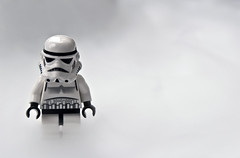 Storm Troopers In The Mist