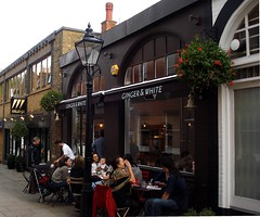 Picture of Ginger And White, NW3 1QS