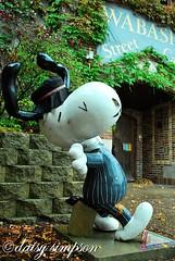 Babyface Snoopy