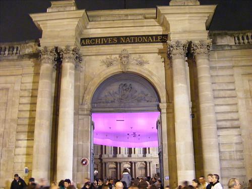 Ovni, Archives de Paris
