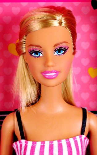 Barbie® Girly - Her First Face