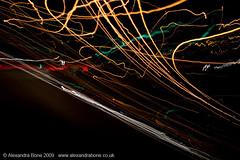 07.10.2009 - Experiments in the dark... (Alexandra Bone Photography) Tags: longexposure trafficlights alex dark experiments streetlights go headlights stop alexandra bone lighttrails carheadlights nd8 nd8filter alexandrabone alexbone alexandrabonephotography 2009yip wwwalexandrabonecouk experimentsinthedark