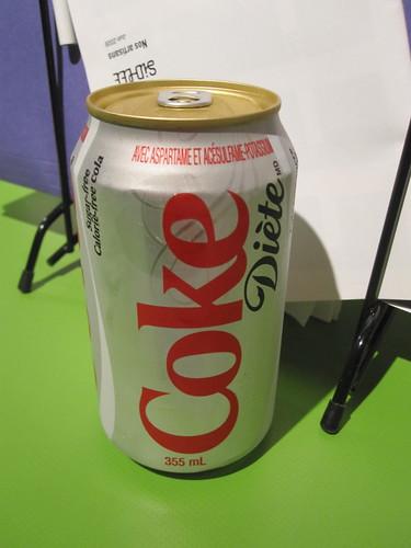 Diet Coke $1.25