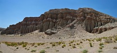 Red Rock Canyon Cliffs 3