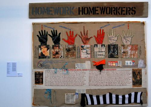 Margaret Harrison/Homeworkers