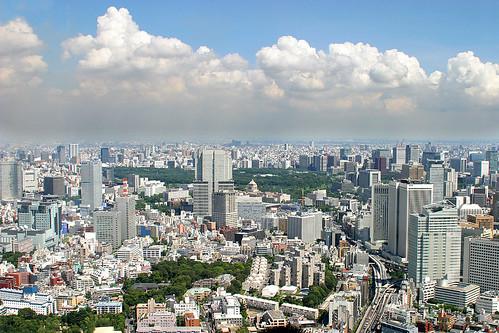 Tokyo Cityscape - 03