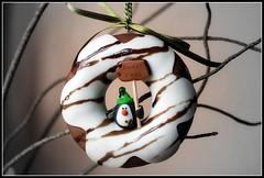 donut pingino / ciambella pinguino (ArtWen) Tags: picnik