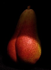 Peel me a Pear............. (LaTur) Tags: fruit erotic mapplethorpe pear dcist cezanne mywinners abigfave anawesomeshot