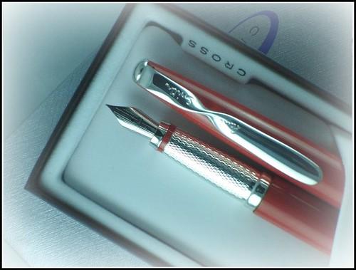 Cross [Paul Smith] Sterling Silver Pen