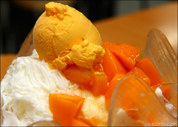 mango-ice-cream-shaved-ice
