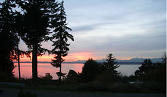 View of Puget Sound (Valerie Craig (Val Ann)) Tags: sunset washington shoreline wa pugetsound valann mg0062ulwa valann422 rbviewvalann