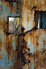Rusty doors (DaveMosher) Tags: rust