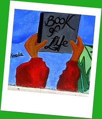 Book of Life (goofcitygoof) Tags: sanfrancisco flickr murals bookoflife alexandrajones goofcitygoof httpsfbulldogcomalexandra clintonparkalley