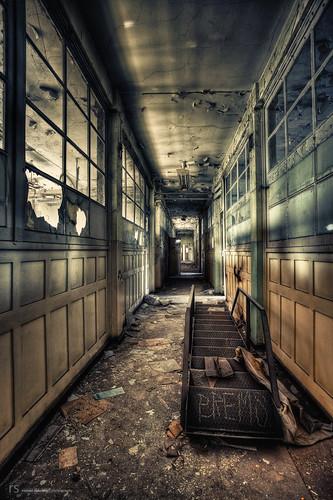 [ long corridor ]