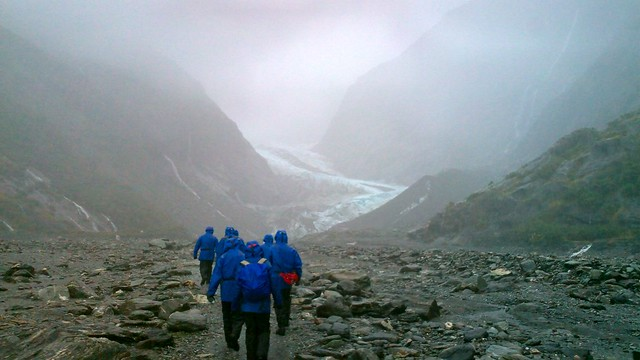 Franz Josef Glacier, West Coast, New Zealand
