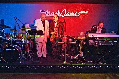 Clawson Steakhouse. Band. Clawson