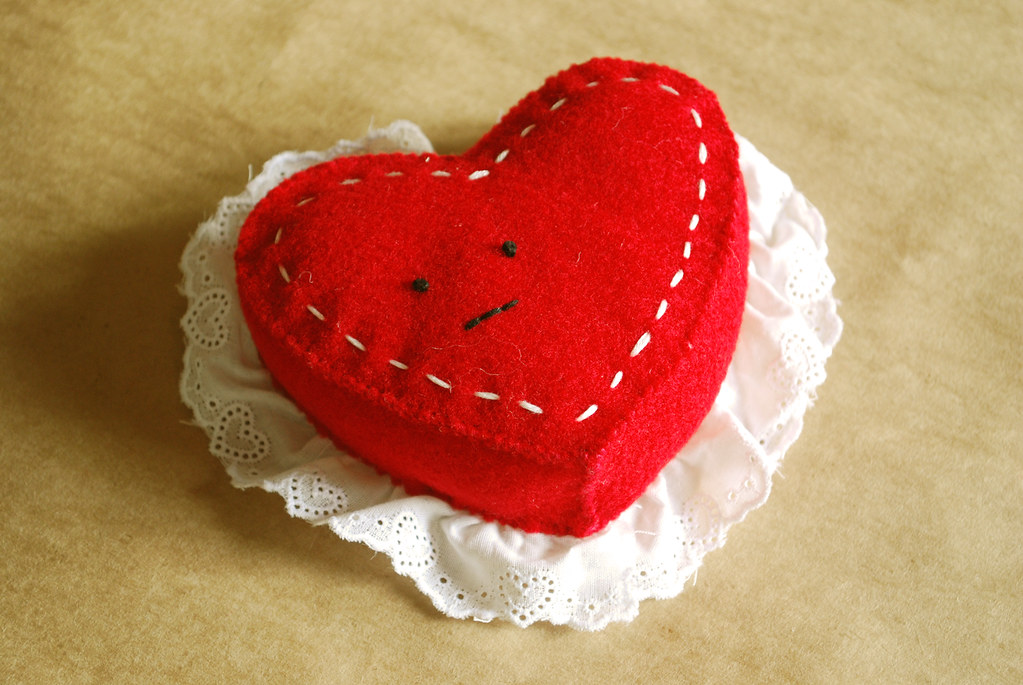 Lonely Heart Box Plushie