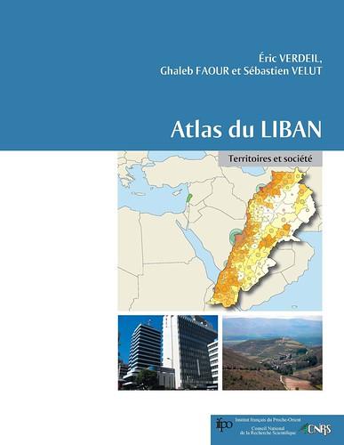 E. Verdeil, G. Faour et S. Velut, Atlas du Liban (Ifpo, 2007)