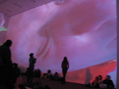 IMG_9523 Pipilotti Rist at MoMA