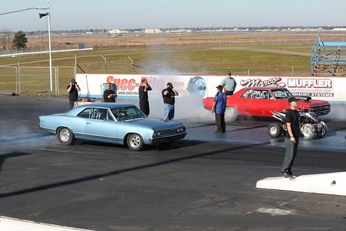 '67 Chevelle Malibu vs. Chevelle