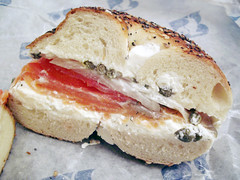 my bagel @ russ & daughters