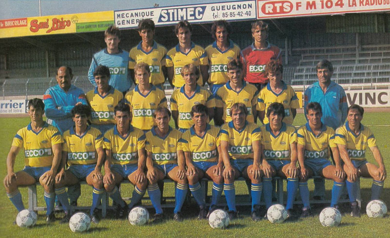 gueugnon 1986-87