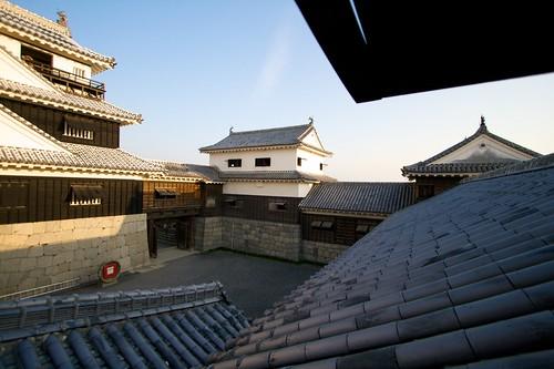 Matsuyama-jo, Castle in Matsuyama, Japan