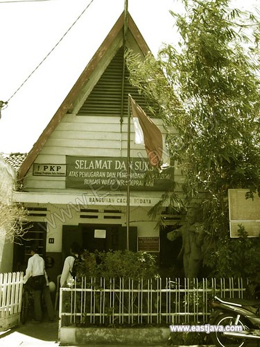 W.R.Soepratman Museum - Surabaya - East Java