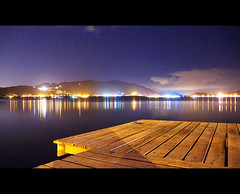 Lagoa da Conceio (Marcus Vincius MV) Tags: street travel blue light floripa summer brazil sky cloud lake color reflection praia beach nature water colors beautiful gua azul brasil skyline night wow landscape lago lumix agua colorful raw eu estrelas florianopolis viagem nuvens greatshot lua noite vero colourful santacatarina lagoadaconceio campeche brilho supershot nightstars paisajesdepueblosycampos colorinourworld artofimages