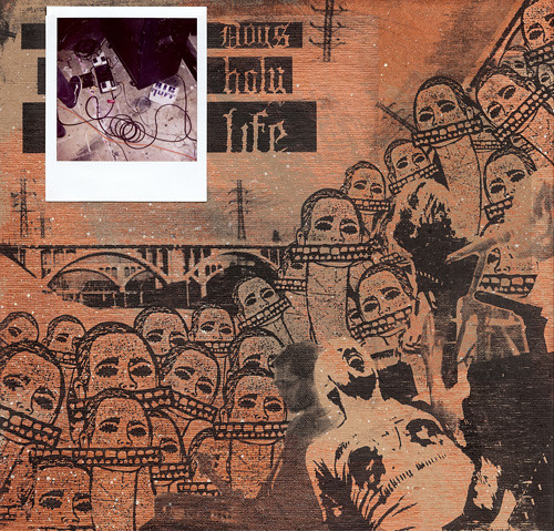 Dogs Holy Life - 44 Weeks LP - Dethkills Edition - Front Cover