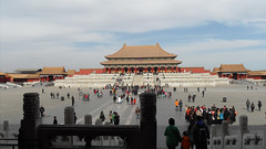 the emperor's digs (.theflickrer.) Tags: city beijing forbiden