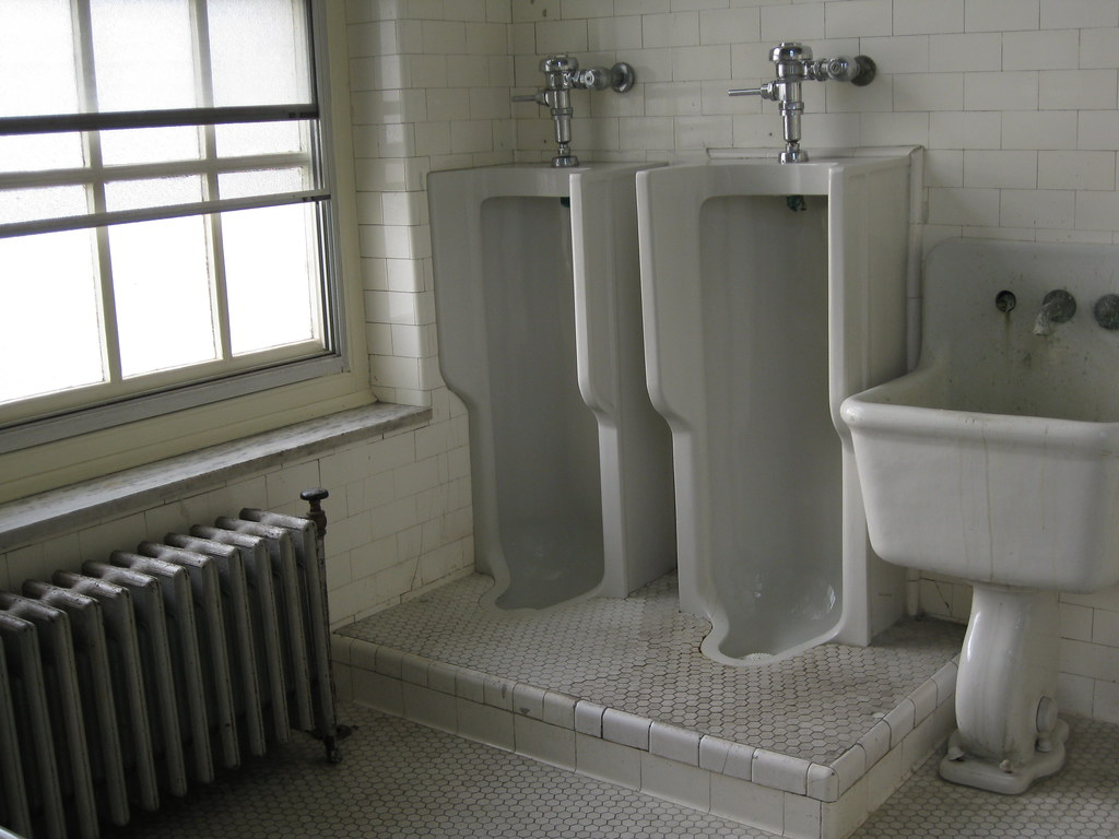 The World\'s newest photos of old and urinals - Flickr Hive Mind