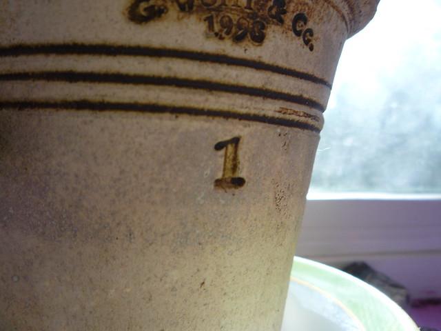 #1 flower pot