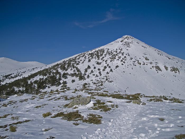 Montón de Trigo (2154 m)