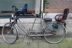 tweelingfiets 1 (@WorkCycles) Tags: bike tandem longtail childcarrier xtracycle tweelingfiets