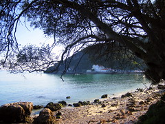 Portinho da Arrábida (Miguel Tavares Cardoso) Tags: portugal arrábida picturesque ohhh portinhodaarrábida otw madeinportugal interestingshot miguelcardoso flickraward ilustrarportugal vosplusbellesphotos panoramafotográfico miguelcardoso2008 migueltavarescardoso
