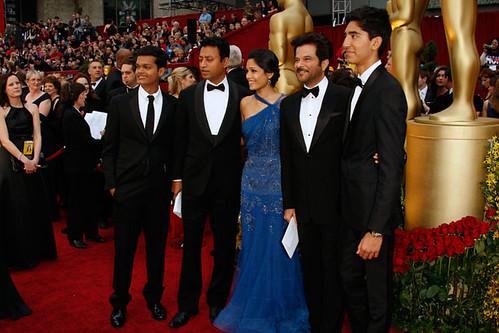 Premios Oscar Slumdog Millionaire