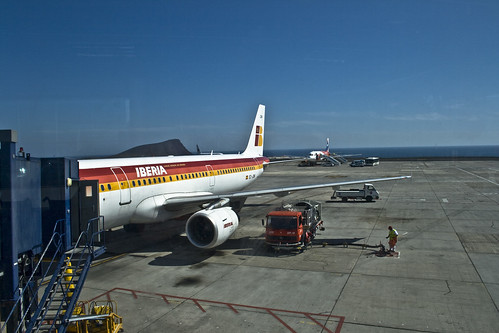 Tenerife Sur - Reina Sofia international airport