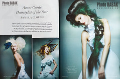 Avant Gard Hair (BABAK photography) Tags: texture beauty fashion magazine hair photography salon babak awards winners avant garde stylist contessa avantgard wwwbabakca hairphotographer hairshoot avantgardefashion salon52 avantgardehair