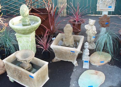 Linda Lauderbaugh Designs at the Marina del Rey Garden Center