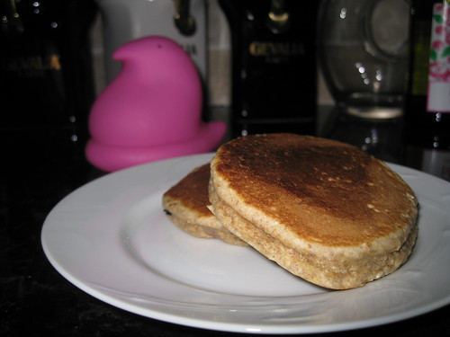 A cleaner pancake