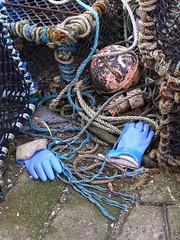 Fisherman's Gloves (g crawford) Tags: st fife crawford monans