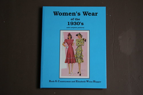 womens wear of the 1930s