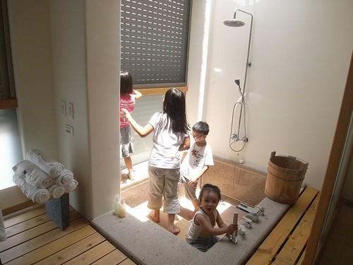 你拍攝的 13衛浴區。