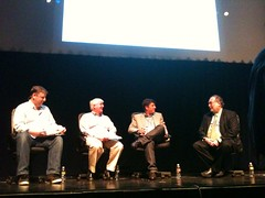 Q&A with angel investors at the Real-time Stre...