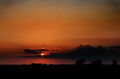 Still (RaGardner4) Tags: light sunset orange sun nature beauty set midwest end sillouette lovely setting natureslight