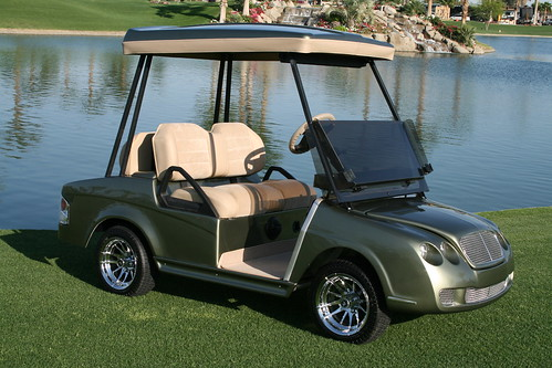 bentley custom golf cart 760-775-5509