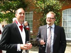 Richard and Jon