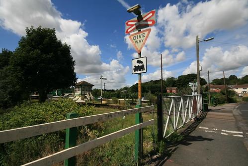 East Kent Railway; Eythorne Station